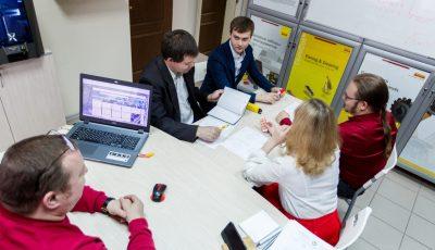 Собрание в офисе Русимпорт